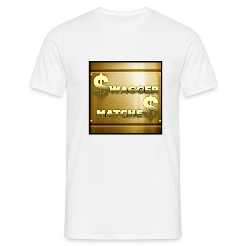 Swagger Matches T-shirt - Mannen T-shirt
