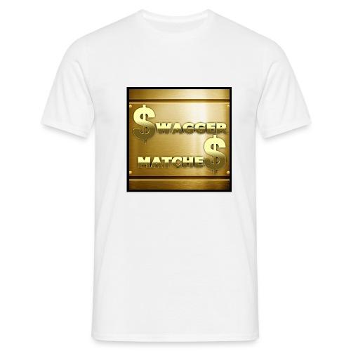 Swagger Matches T-shirt - Mannen T-shirt