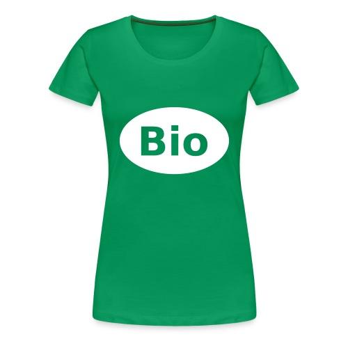 Girlieshirt Frauen (Bio) - Frauen Premium T-Shirt