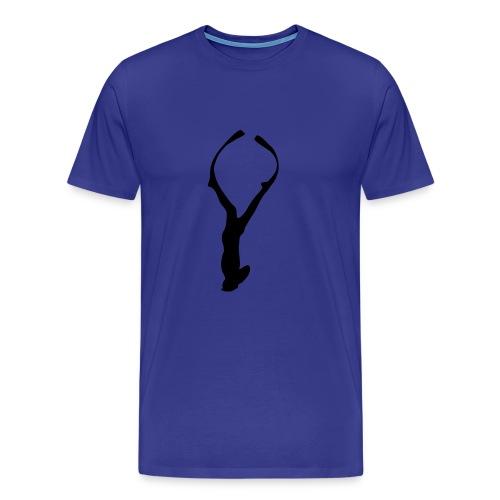 Apnoe - Männer Premium T-Shirt
