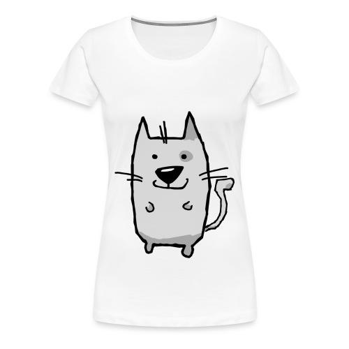 houndMO - Frauen Girlieshirt - Frauen Premium T-Shirt