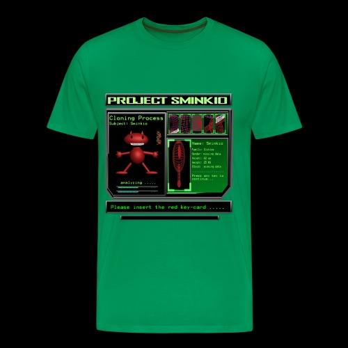 Project Sminkio Shirt - Maglietta Premium da uomo