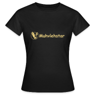 T-Shirts ~ Frauen T-Shirt ~ Muhviehstar