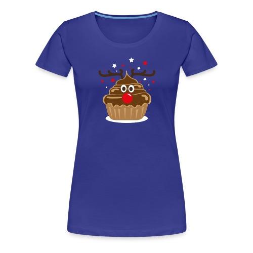 Rudo Cupcake - Frauen Premium T-Shirt
