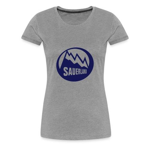 Alpenland - Frauen Premium T-Shirt