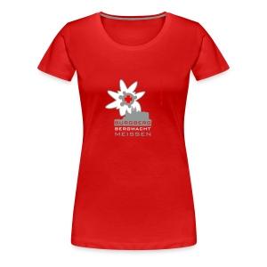 BBBW T-Shirt (Frau) - Frauen Premium T-Shirt