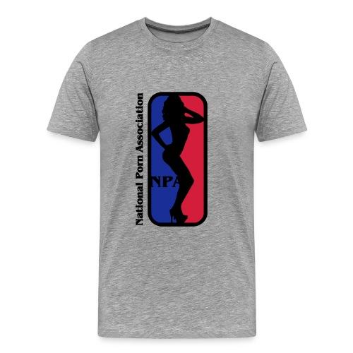 NPA - Maglietta Premium da uomo