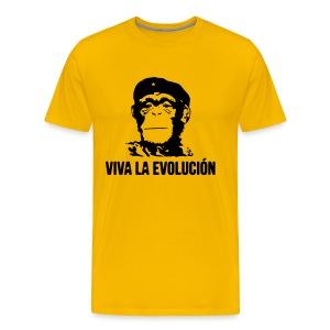 Viva la evolution  - T-shirt Premium Homme