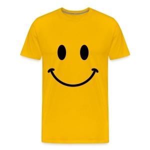 Smile - Mannen Premium T-shirt