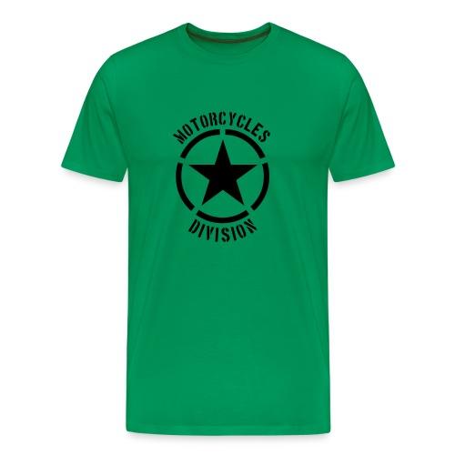 Motocycles division - T-shirt Premium Homme