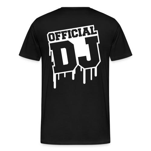 t-shirt official disgn - T-shirt Premium Homme