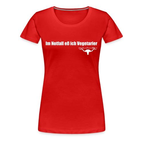 Vegan Specials - Frauen Premium T-Shirt