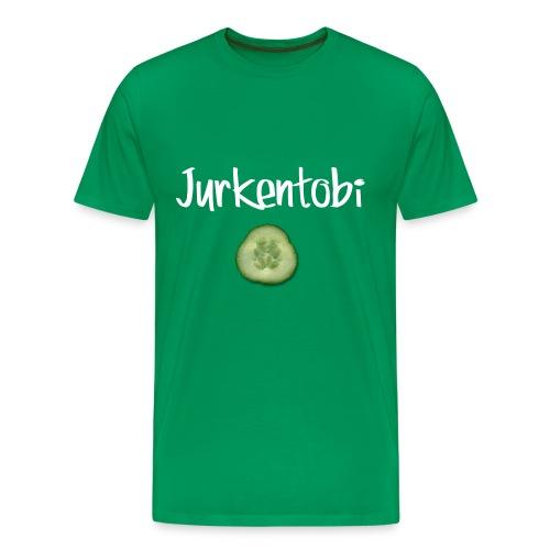 Jurkentobi - Männer Premium T-Shirt