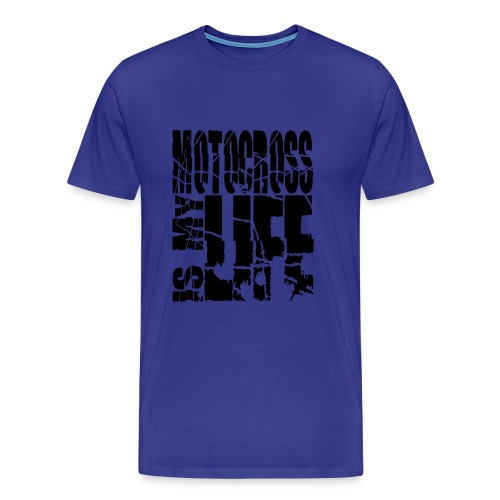 CROSS3 - Maglietta Premium da uomo