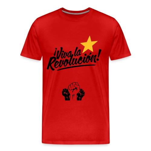 REVOLUTION POWER T SHIRT - Men's Premium T-Shirt