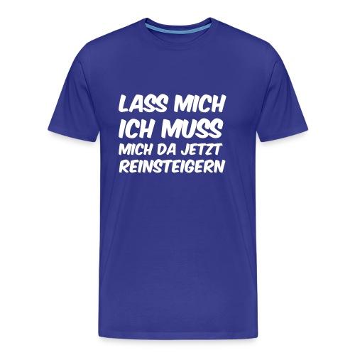 Reingsteigi  - Männer Premium T-Shirt