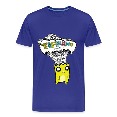Tiffany Critter Head - Men's Premium T-Shirt