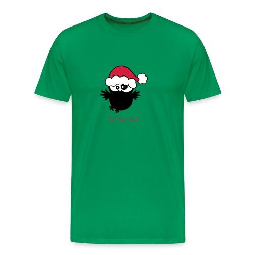 EULE // Weihnachten // Hui - Männer Premium T-Shirt