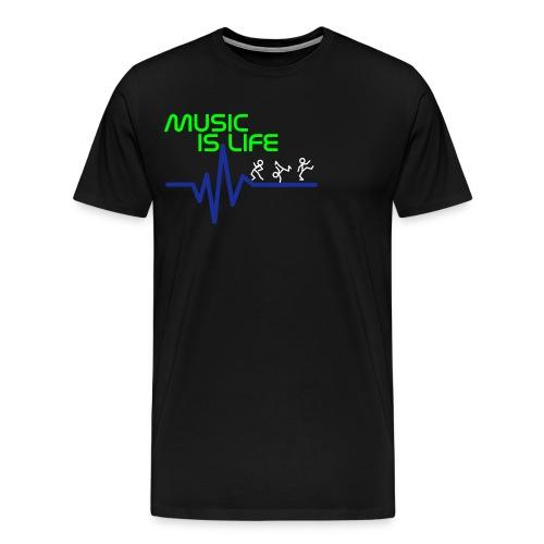 Danza - Männer Premium T-Shirt