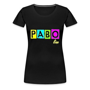 PABO line Frauen-Shirt - Frauen Premium T-Shirt
