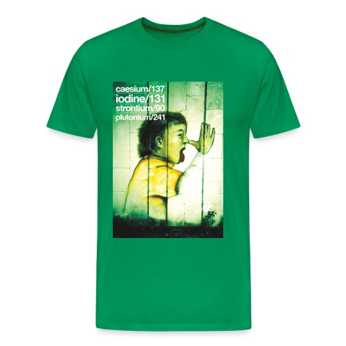 chernobyl kid - Men's Premium T-Shirt