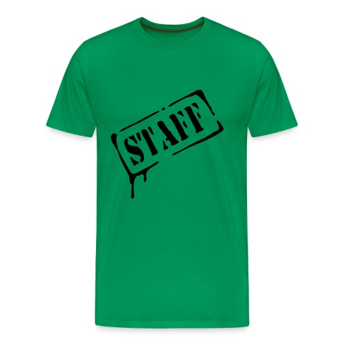 Staff - Men's Premium T-Shirt