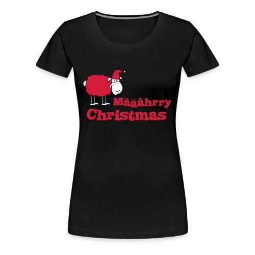Määährry Christmas - Frauen Premium T-Shirt