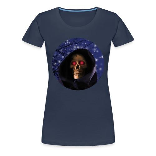 Skeleton T Shirt - Women's Premium T-Shirt