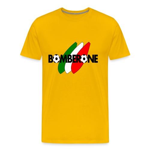 Bomberone gialla - Maglietta Premium da uomo