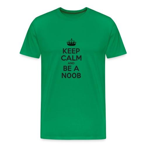 Maglietta Keep calm - Maglietta Premium da uomo