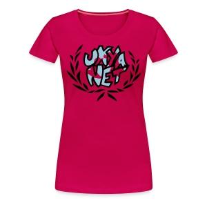 UNYANET Support Shirt for Women - Women's Premium T-Shirt