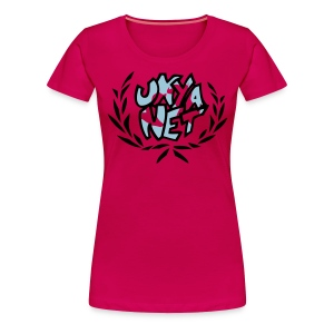 UNYANET Support Shirt for Women - Women's Premium T-Shirt
