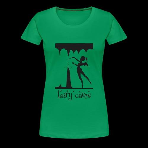 Fairy caves - Maglietta Premium da donna