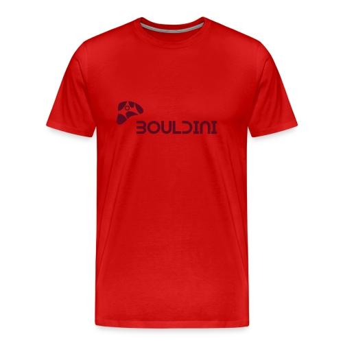 Boulder T-Shirt Bouldini - Männer Premium T-Shirt