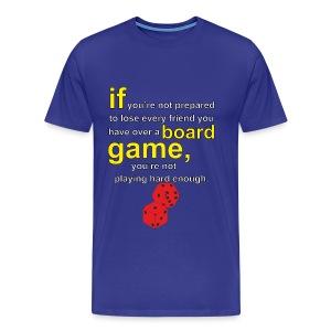 Board gamer - Men's Premium T-Shirt