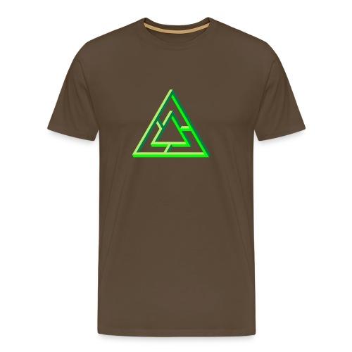Penrose Extrem (Farben frei wählbar) - Männer Premium T-Shirt
