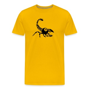 billard scorpion skorpion escorpion Tee shirts - T-shirt Premium Homme