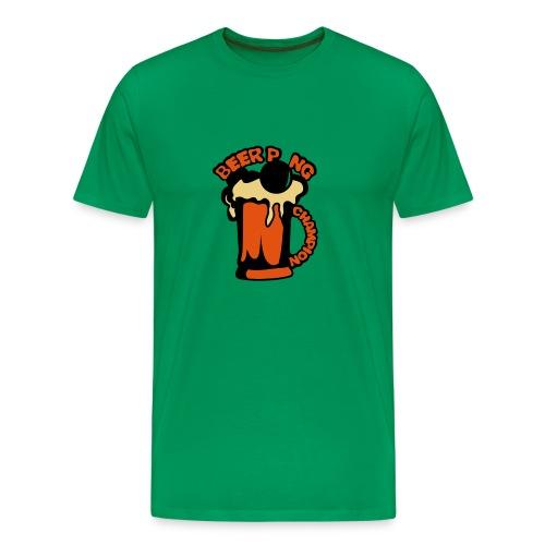 Beer Pong biere Homme - T-shirt Premium Homme