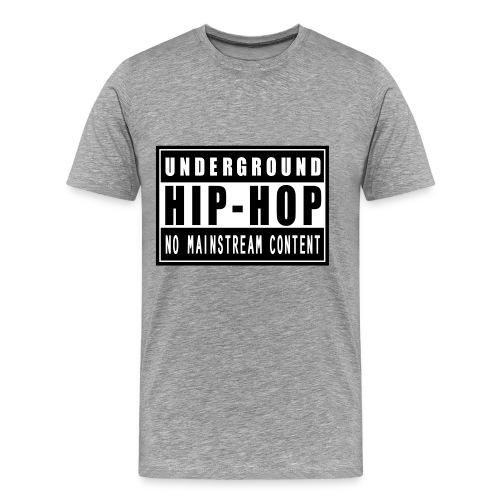 Underground hip-hop - T-shirt Premium Homme