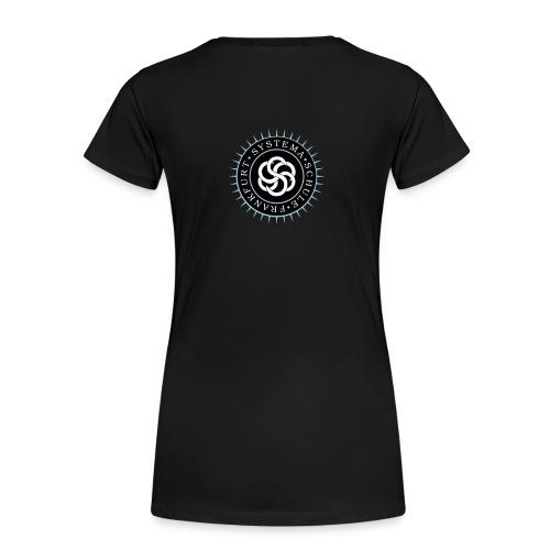 Frauen Systema shirt tailliert - Frauen Premium T-Shirt
