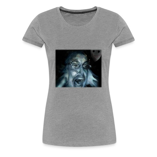 Painted Storpey with SCP (Girls) - Women's Premium T-Shirt