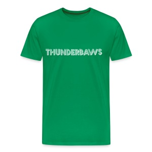 Thunderbaws - Men's Premium T-Shirt