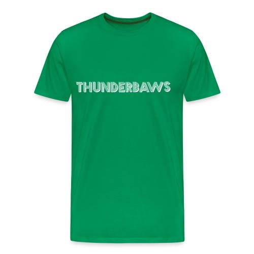 Thunderbaws - Men's Premium T-Shirt