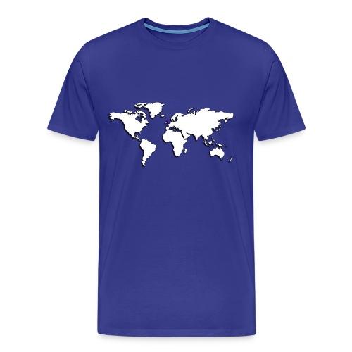 World - Men's Premium T-Shirt