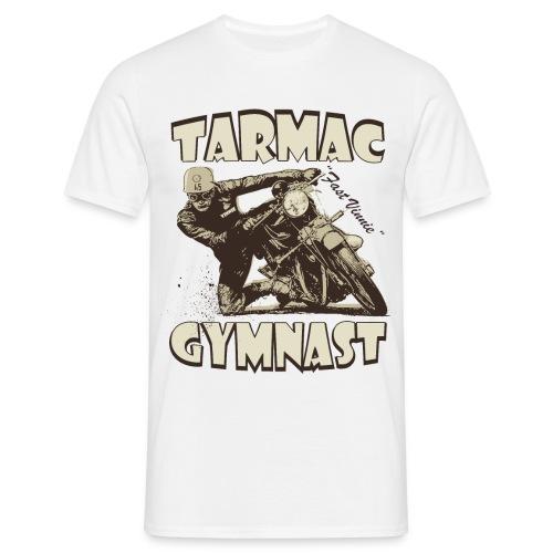 Tarmac Gymnast biker t-shirt - Men's T-Shirt