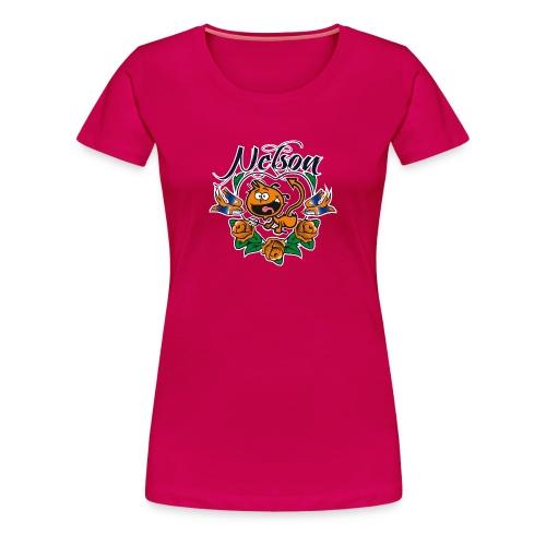 Tatoo_Femme - T-shirt Premium Femme