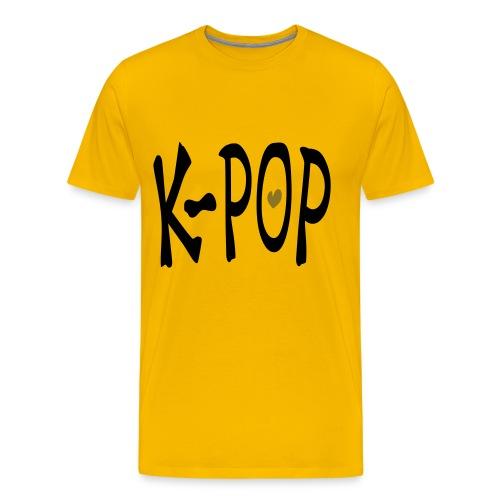 Men's Premium T-Shirt - kpop