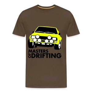 Masters of drifting HQ Flock - Männer Premium T-Shirt