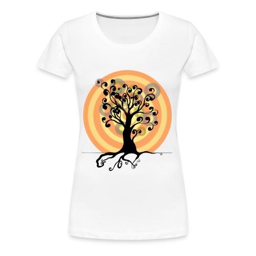 Kringelbaum - Frauen Premium T-Shirt