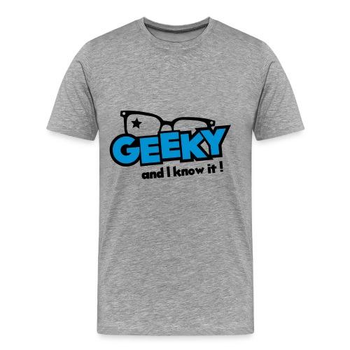 t-shirt invasors - Maglietta Premium da uomo